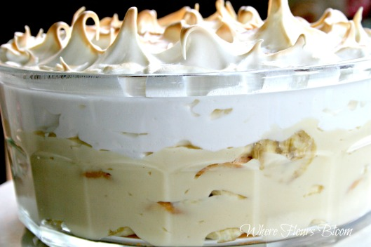 bananapudding meringue