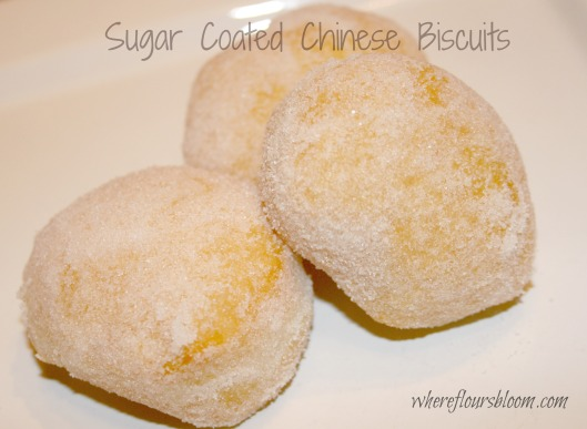sugar biscuits