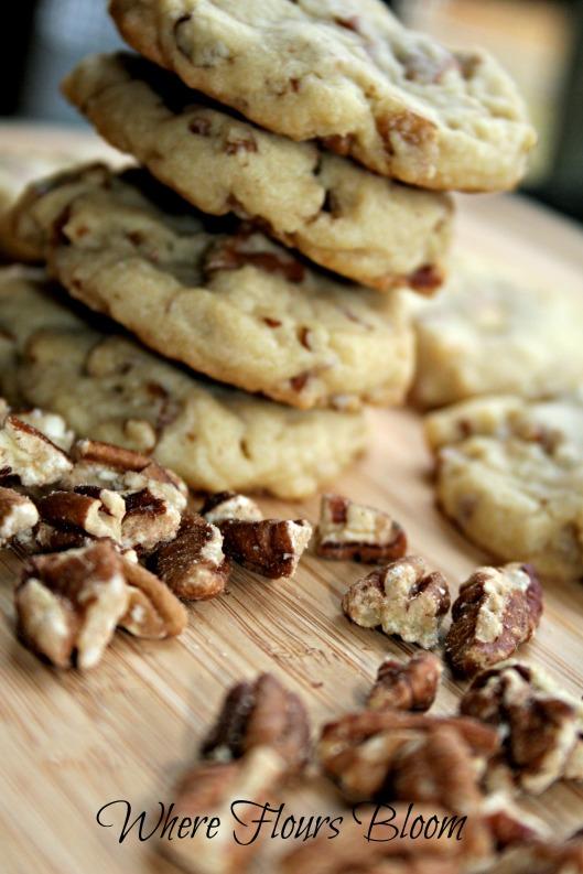 Pecan Cookies 2