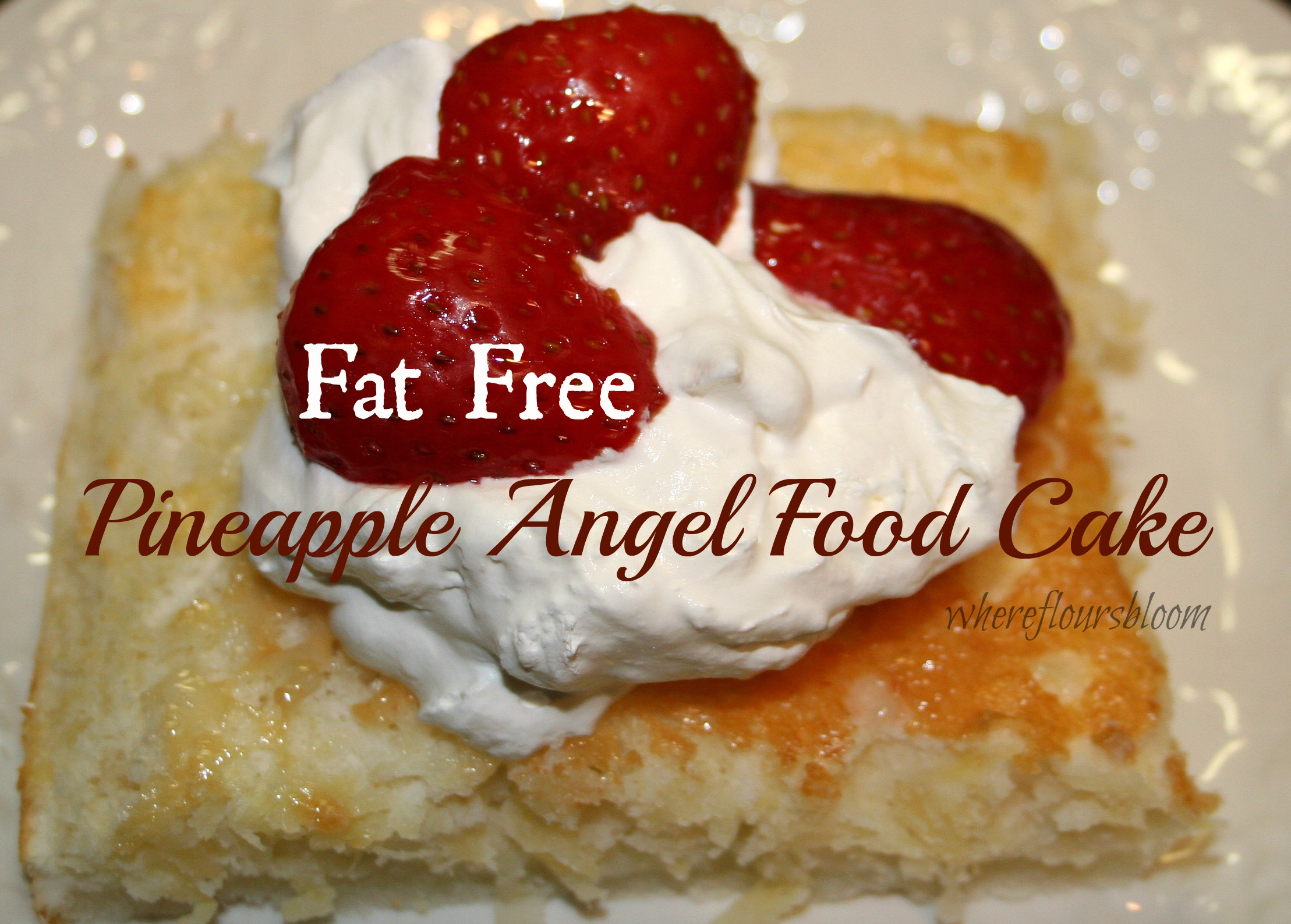 Can You Bake Angel Food Cake In Muffin Tins