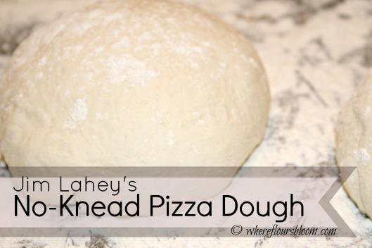 jim lahey piza dough