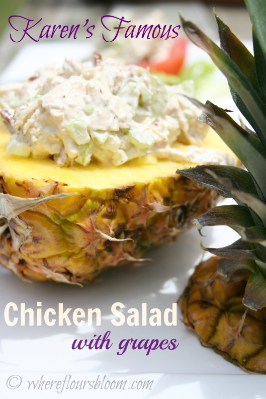 kf chicken salad