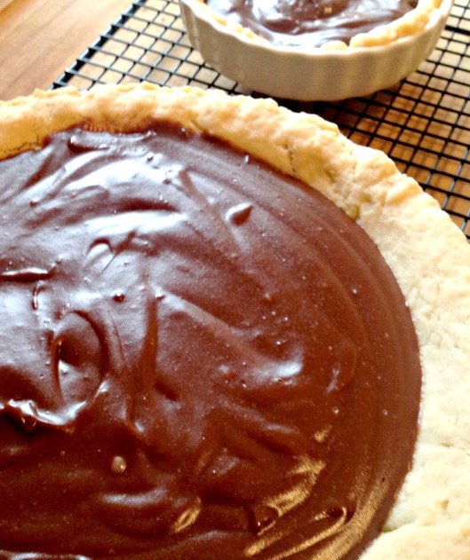 chocolate pie wfb